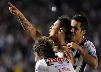 Se impone Monterrey 2-1 al Querétaro en el estreno de Mohamed al frente de los Rayados