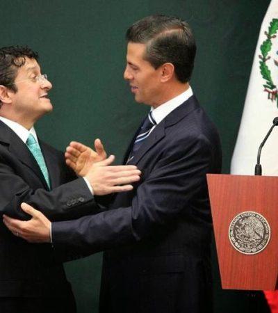 """QUE YA NO SE HAGA PATO: Urge Congreso a la SFP """"informe detallado"""" sobre Grupo Higa y sus contratos con el gobierno"""
