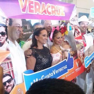 TERMINA TIANGUIS TURÍSTICO DE ACAPULCO: Dice Claudia Ruiz Massieu que se superaron todas las expectativas