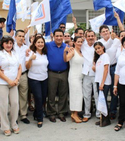 ELECCIONES QR: Registra PAN a Joel Espinoza Moreno como candidato federal al Distrito 02