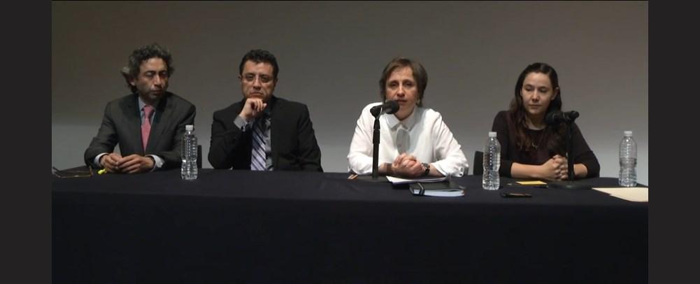 """¿BORRÓN Y CUENTA NUEVA?: Lanza Carmen Aristegui ultimátum y propone regresar a MVS para """"seguir haciendo periodismo""""; """"no queremos agotar la vía del diálogo"""", dice, pero no aceptarán nuevos lineamientos"""