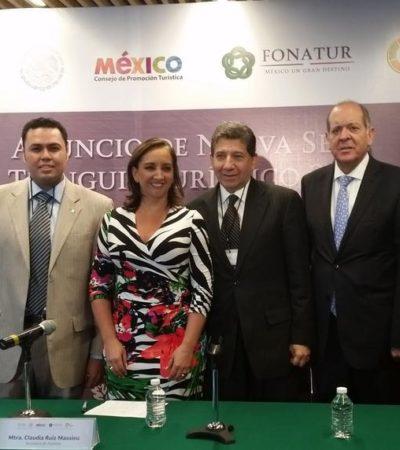 CANCÚN Y MÉRIDA SE QUEDAN EN LA ORILLA: Dan la organización del Tianguis Turístico 2016 a Guadalajara, confirma la Sectur