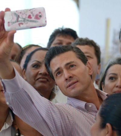 Pide Peña Nieto blindar a Pemex de la delincuencia organizada… y no hablaba del sindicato de Romero Deschamps