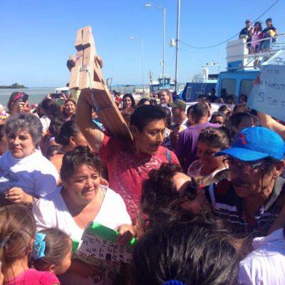 Celebra PRD liberación de holboxeños, pero pide salgan de la cárcel otros presos políticos en QR