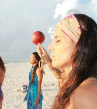 Alistan homenaje en Tulum para la mexicana Daniela Ayón, maestra de yoga fallecida en catastrofe aérea en Francia