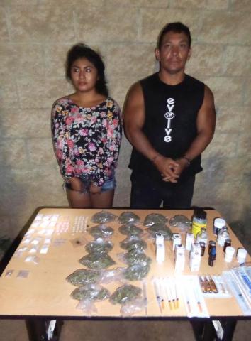 Detienen con droga a instructor de gimnasio propiedad de italiano capturado en EU por transportar 'coca'