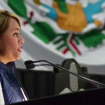 INSEGURIDAD PEGA HASTA A LOS DIPUTADOS: Entran ladrones a casa de la panista Perla Tun en Cozumel y se llevan $26 mil