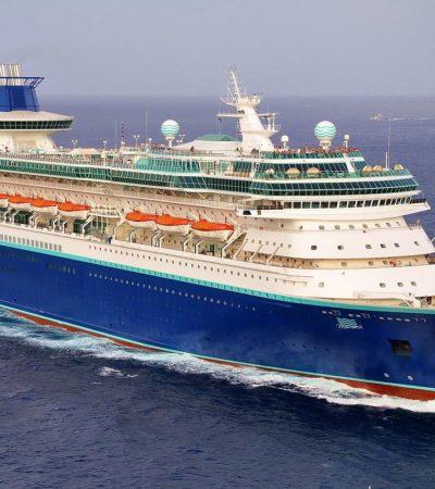 Anuncian llegada de crucero a Progreso con 2 mil gays y lesbianas… y yucatecos hasta cancelan boletos