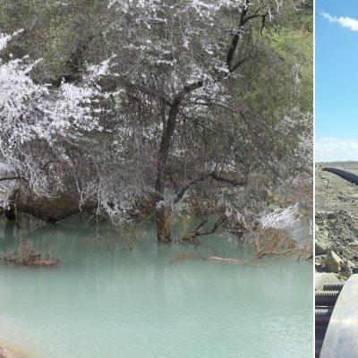 Paga minera 'Buenavista del Cobre' 23.5 mdp en multas a Profepa por contaminación en ríos de Sonora