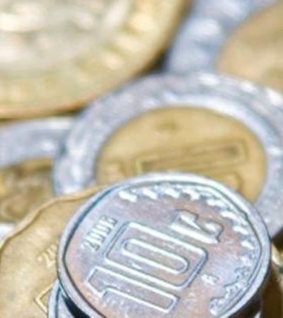 """""""AHÍ TE DEJO ESTOS TRES PESOS"""": Anuncian aumento de $2.94 al salario mínimo para el 2016; será de $73.04, un 4.2% más que en el 2015"""