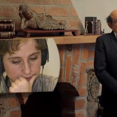 """""""TAN FÁCIL QUE ES DARLE GUSTO AL GOBIERNO"""": Defiende 'Justo Verdad' los derechos de EPN; """"recapacite, doña Carmen… vamos a alinearnos con el poder"""""""