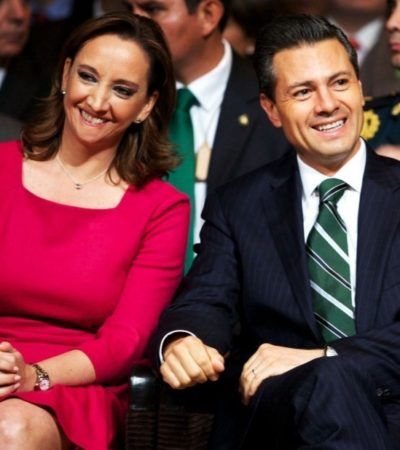 VISITA RELÁMPAGO DE PEÑA A LA RIVIERA MAYA: Llega el Presidente con la titular de la Sectur para anuncio de inversiones del Grupo Vidanta