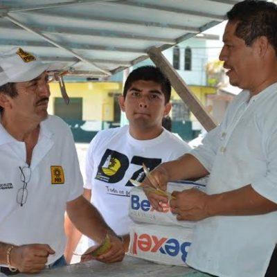 Desde Chetumal, llama el perredista Domingo Flota a cambiar en las  urnas el rumbo del estado