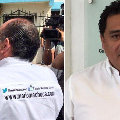 CONFIRMAN GOLPE AL PRI-PVEM EN CANCÚN: Presenta PAN impugnaciones y pide revocar candidaturas de Remberto Estrada y Mario Machuca