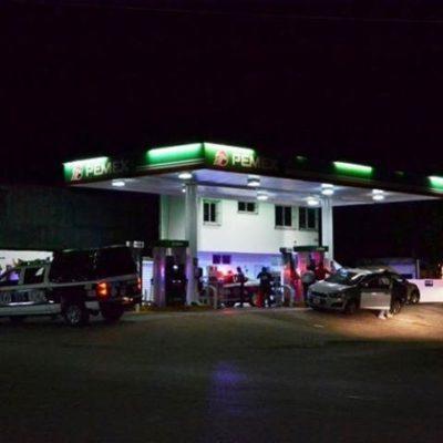 INSEGURIDAD EN CHETUMAL: Asaltan 2 gasolineras la misma madrugada en la capital de QR