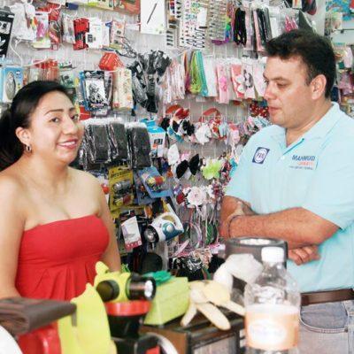 Trabajo, mejores salarios y seguridad, las demandas más apremiantes de chetumaleños, dice el panista Mahmud Chnaid Novelo