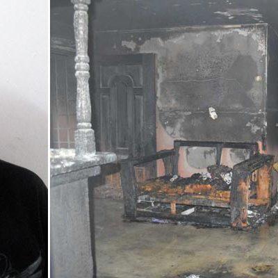 Giran orden de aprehensión contra 'El Poncho' por ataque incendiario a prostíbulo en 2014