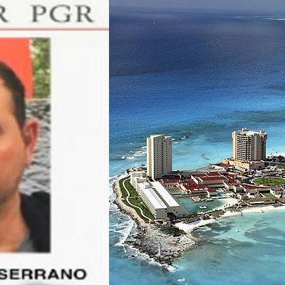 """CAE OTRO CAPO EN CANCÚN: Detienen en la Zona Hotelera a César Gastélum Serrano, socio de """"El Mayo"""" Zambada y 'El Chapo', de los más buscados en EU"""