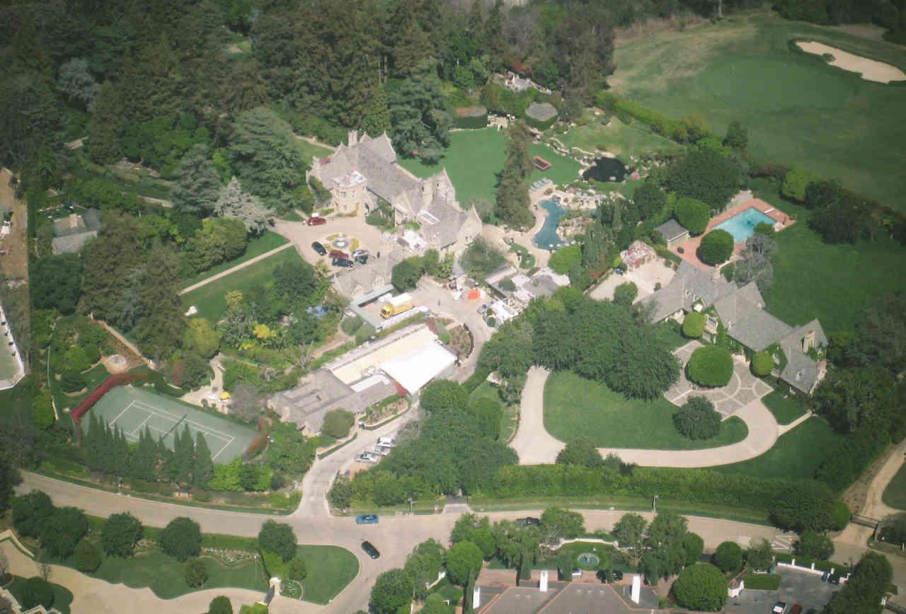 EL TÚNEL SECRETO EN LA MANSIÓN DE PLAYBOY: Revelan pasadizo que conducía a residencias de famosos actores de Hollywood