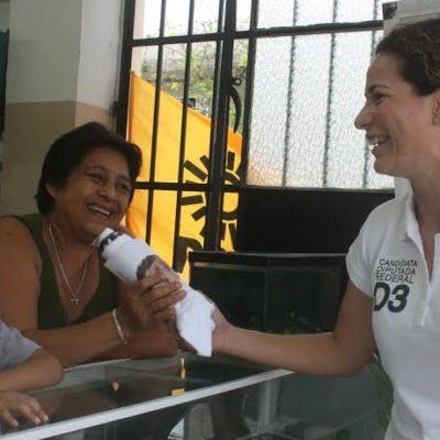 ATENCIÓN A LA SALUD EXTREMA: Ofrece Iris Mora políticas que garanticen atención médica a mexicanos hasta en hospitales privados