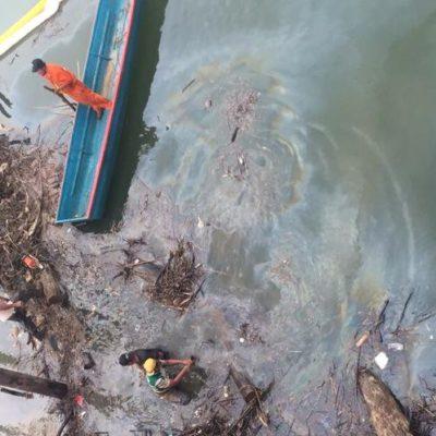 BUSCA TABASCO REGRESAR A LA NORMALIDAD: Poco a poco, restablecen suministro de agua y clases tras emergencia por derrame de Pemex en río