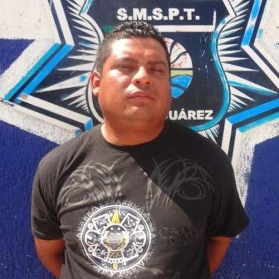 Detienen a vendedor ambulante, presunto agresor de bañistas en Playa Gaviotas