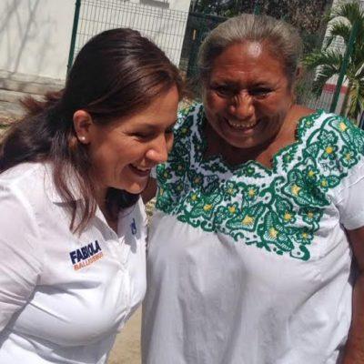 Vigilaré que lleguen los recursos destinados a productores del campo: Fabiola Ballesteros