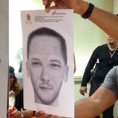 BUSCAN A VIOLADOR Y ASESINO: Difunden retrato hablado del presunto responsable del crimen de la menor María Fernanda en Cancún