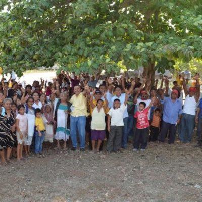 Con Domingo Flota hay mejores esperanzas de inversiones para detonar el desarrollo en la Zona Maya, dice en JMM
