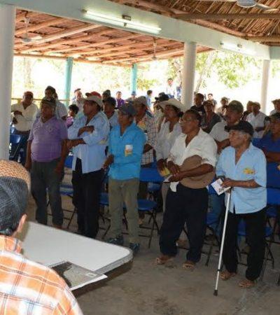 """""""NO ME GUSTA PROMETER LO QUE NO VOY A CUMPLIR"""": Se reúne Domingo Flota con ganaderos de JMM y reitera que tendrán su apoyo"""