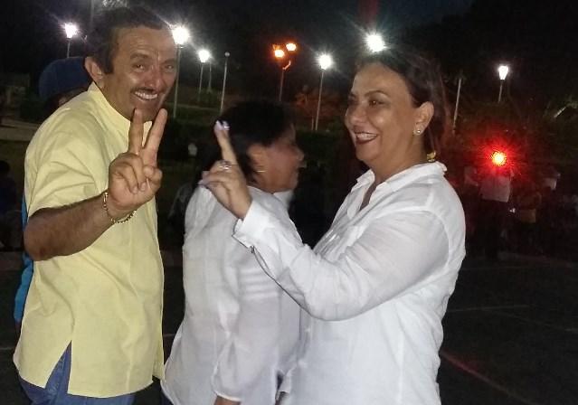 Respalda diputada Graciela Saldaña a Domingo Flota y, desde la Zona Maya, dice que hay que atenderla