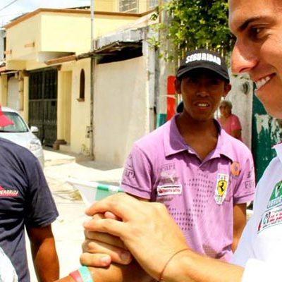 SUFRE REMBERTO PRIMER REVÉS ANTE EL INE: Ordenan retirar propaganda del candidato de la coalición PRI-PVEM en el Distrito 03