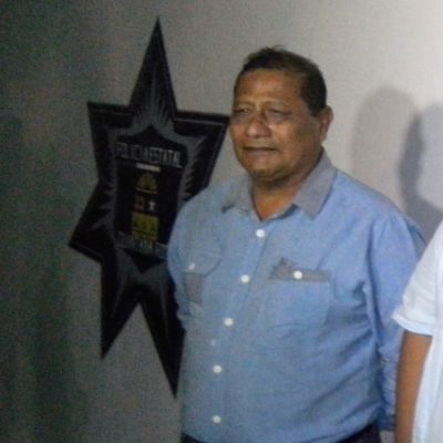 """""""ESTO NO SE VA A QUEDAR ASÍ"""": Denuncian amenazas del destituido ex alcaide de Cozumel contra reportero Alberto Tejero"""