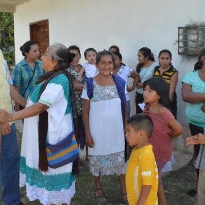 Teje Domingo Flota una gran alianza en el sur de Quintana Roo para ganar el Distrito 02