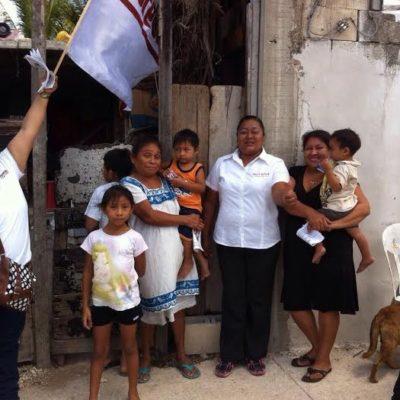 Impulsará Morena una vida digna para las mujeres, asegura Norma Solano
