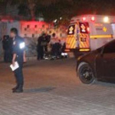 """INTENTO DE EJECUCIÓN EN LA R-96: Balean a un hombre a las puertas de su casa en Cancún; """"esto es una advertencia"""", le dijeron"""