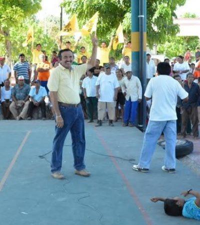 Domingo Flota se consolida en la Zona Maya: Familias enteras se suman en apoyo a su candidatura