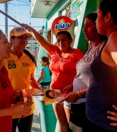 Impulsa Iris Mora plataforma legislativa para garantizar estabilidad laboral y brindar protección a trabajadores