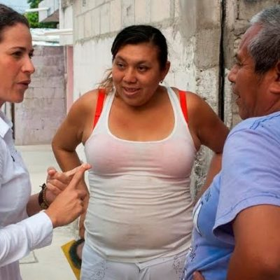 Asegura Iris Mora que legislará por una sociedad próspera y que garantice los derechos de la niñez, la pluralidad y la diversidad