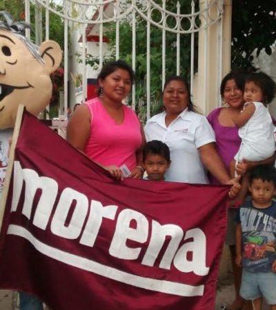 Propone Morena la construcción de una red ferroviaria, pero sin la corrupción peñista