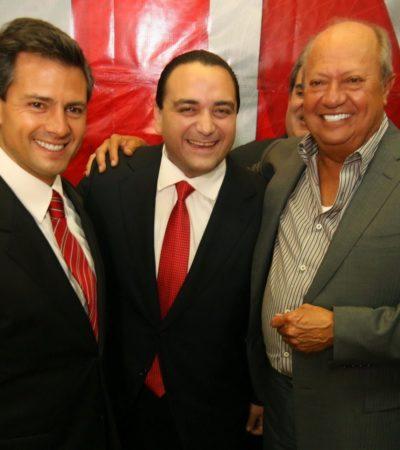 CONSTE! | ROMERO DESCHAMPS Y FÉLIX, SÁTRAPAS: Dos de los senadores que votaron a favor del fuero | Por Carlos Cantón Zetina