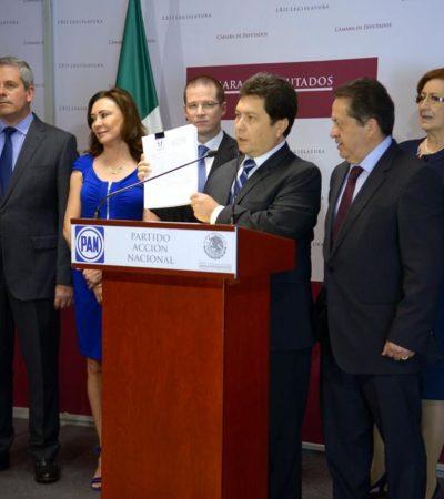 PONEN EN LA MIRA A 'ROLO': Presenta PAN denuncia contra el Gobernador de Yucatán por desvío de 65 mdp de la Sedesol