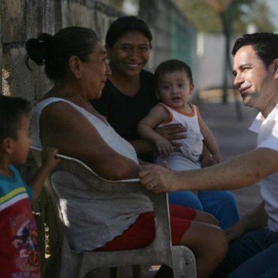 Visita Toledo Medina Lázaro Cárdenas y Cozumel y asegura que mantendrá diálogo constante con ciudadanos