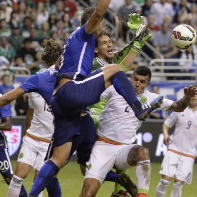 Cae México 2-0 ante EU en partido amistoso de futbol; desde 1999 no le ha ganado en partidos similares como visitante
