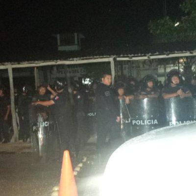 OTRO 'MOTÍN' DE REOS EN CÁRCEL DE QR: Sofocan inicipiente protesta en penal de Playa del Carmen por traslado a Chetumal de 5 reclusos del CDG