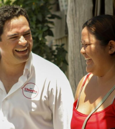 Aseguran que Toledo Medina garantizará más oportunidades para las mujeres
