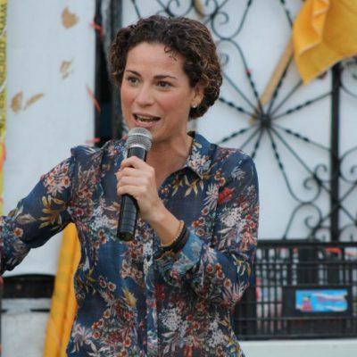 GENERAR MÁS EMPLEOS, LA APUESTA: Propone Iris Mora política laboral para que trabajadores eventuales cuenten con estabilidad y salario digno