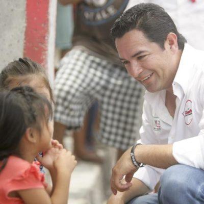 """Dice Toledo Medina que legislará para asegurar un """"futuro de oportunidades"""" para nuevas generaciones en QR"""