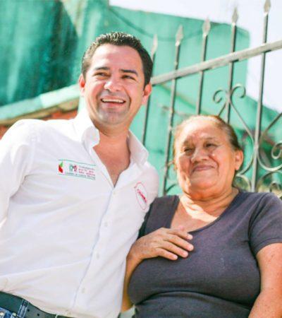 Dice 'Chanito' Toledo que será gestor permanente de recursos para Quintana Roo
