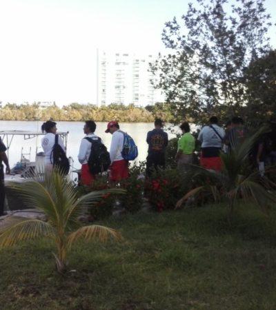 HALLAN A JOVEN ATACADO POR COCODRILO: Identifican al muerto en la laguna Nichupté en la Zona Hotelera de Cancún